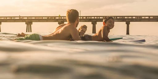 FREE Surf and SUP Lessons Every Saturday Morning