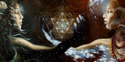 Monthly Sisterhood Circle: Sacred Union Embodiment