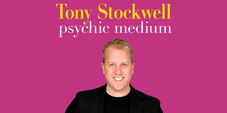 Tony Stockwell - an evening of psychic mediumship tickets