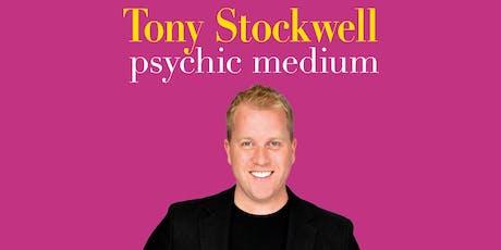 Tony Stockwell - an evening of psychic mediumship tickets