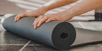 Functional Flow Yoga groepsles Genk