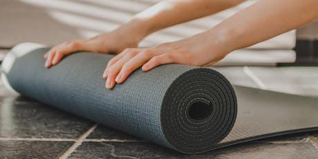 Functional Flow Yoga groepsles Genk tickets