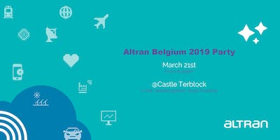 Altran Belgium 2019 Party