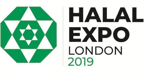 HALAL EXPO LONDON 2019 tickets