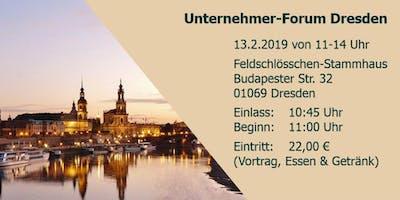 Unternehmer-Forum Dresden