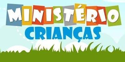 Seminário - MINISTÉRIO COM CRIANÇAS em NOVA IGUAÇU