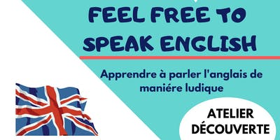 Feel Free to Speak English