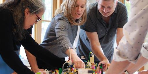 Certification à la méthode LEGO® SERIOUS PLAY® : Equipes et groupes : Montréal