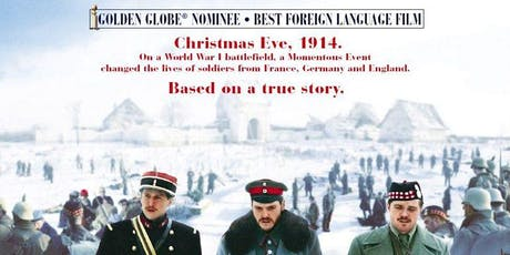 Screening of Joyeux Noël (Merry Christmas) tickets