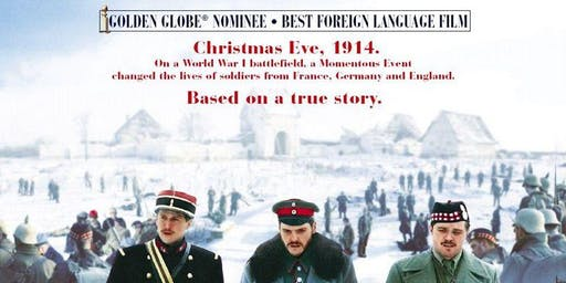 Screening of Joyeux Noël (Merry Christmas)