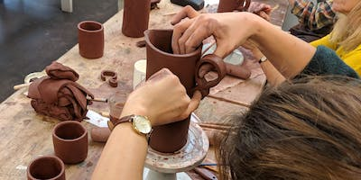 Adult pottery workshop - Weekday Morning.