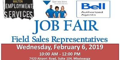 Bell Job Fair (Field Sales Representatives)