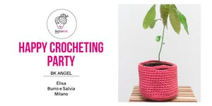 Crocheting Party - Billy Basket - MILANO