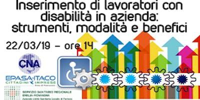 Inserimento di lavoratori con disabilità in azienda: strumenti, modalità e benefici