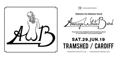 The Average White Band (Tramshed, Cardiff) tickets