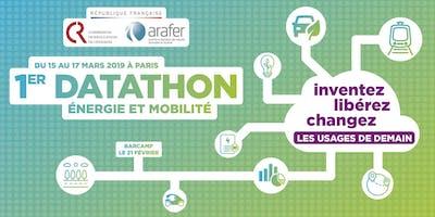 Datathon Énergie et Mobilité