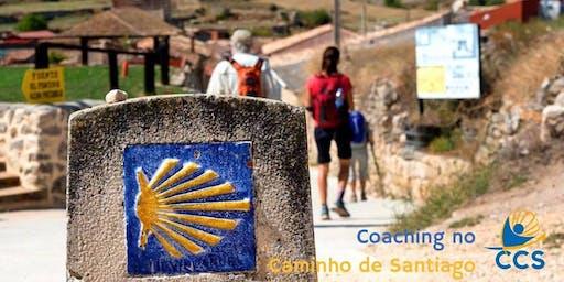 Coaching no Caminho de Santiago e Finisterra - 5ª edição
