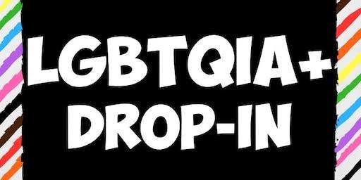 LGBTQIA+ Drop-In
