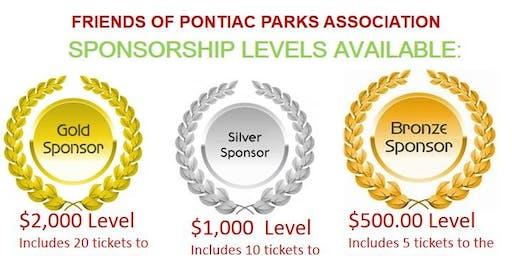 FRIENDS OF PONTIAC PARKS, PARK CHAMPIONS EVENT