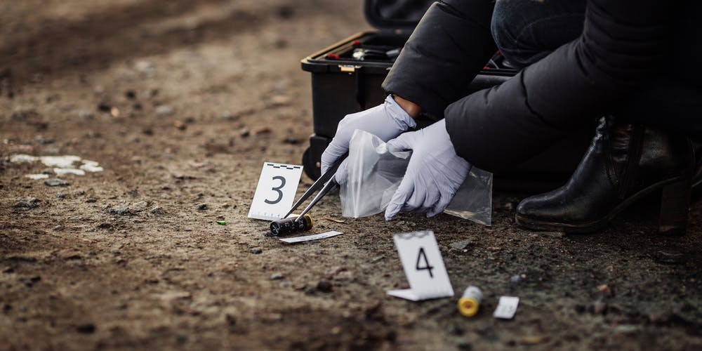 Ferrum College Crime Scene Investigation Camp: July 28