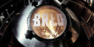 BRLO Brewery Tour in English