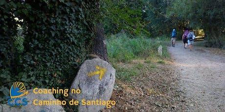 Coaching no Caminho de Santiago - 6ª edição entradas