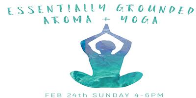 Aroma + Yoga