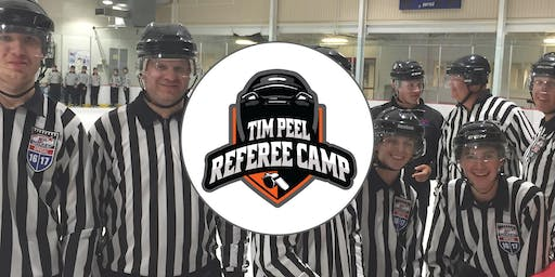 Tim Peel Referee Camp