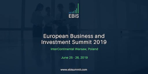 6th European Business & Investment Summit