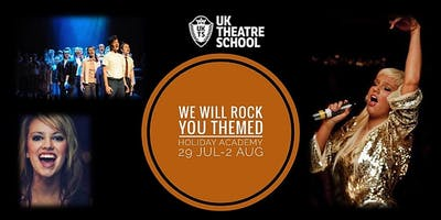 'We Will Rock You' Themed Holiday Academy