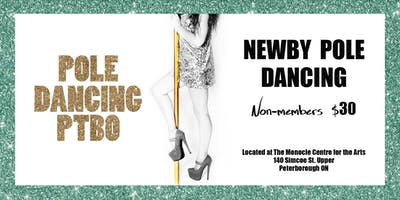 Newby Pole Dancing Jan 26th