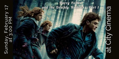 Film Screening: Harry Potter and the Deathly Hallows – Part 1