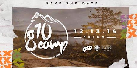 G10 Camp 2019 ingressos