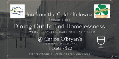 Dining Out to End Homelessness at Kelly O\