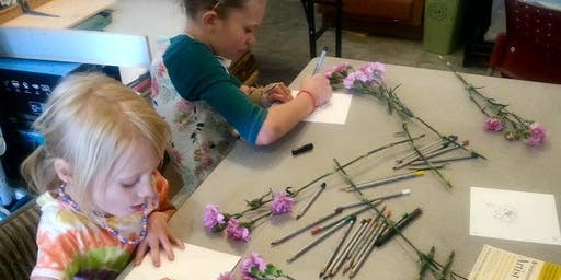 Oodles of Art Camp-Ages 6-9, June 17-21
