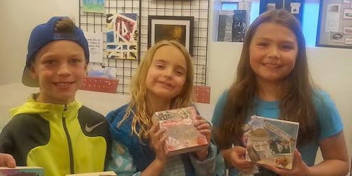 Oodles of Art Camp-Ages 10-14, July 15-19