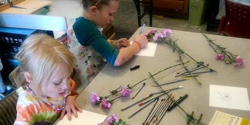 Oodles of Art Camp-Ages 6-9, July 15-19