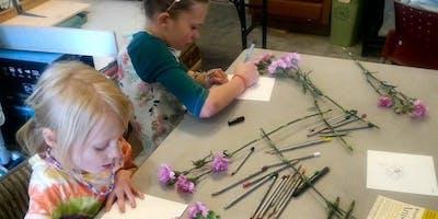 Fairy Art Camp-Ages 6-12, June 24-27