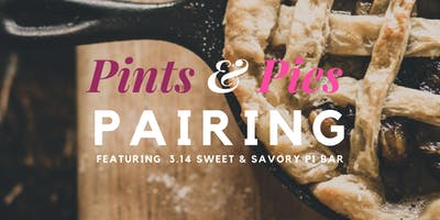 Valentines Pints & Pies at Red Leg Brewing Company