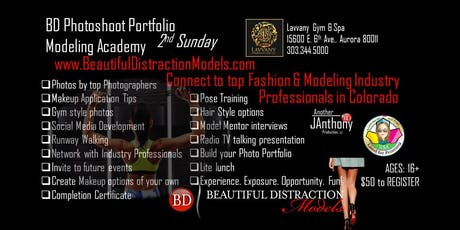 BD Portfolio Party @ Lavvany Gym & Beauty Bar tickets