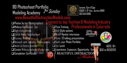 BD Portfolio Party @ Lavvany Gym & Beauty Bar