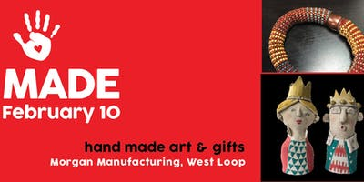 MADE - A Brand New Valentine's Day Art Market