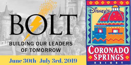 Summer 2019 'Building Our Leaders of Tomorrow' Leadership Institute