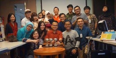 Kebayoran Toastmasters International Public Speaking Club