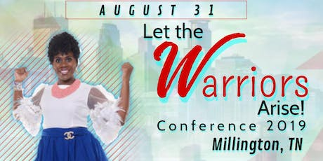 Let The Warriors Arise Conference 2019 tickets