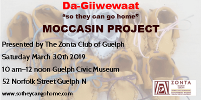 "Moccasin Project ""so they can go home\"""