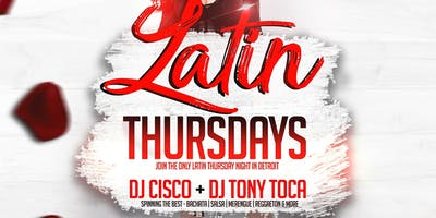 Latin Thursdays @Delux (Downtown Detroit)
