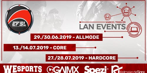 5. EFSL Call of Duty Bo4 Core Event by Marcel Trissler LAN Events
