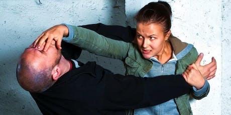 PRACTICAL Women's TPS Self Defense Class tickets