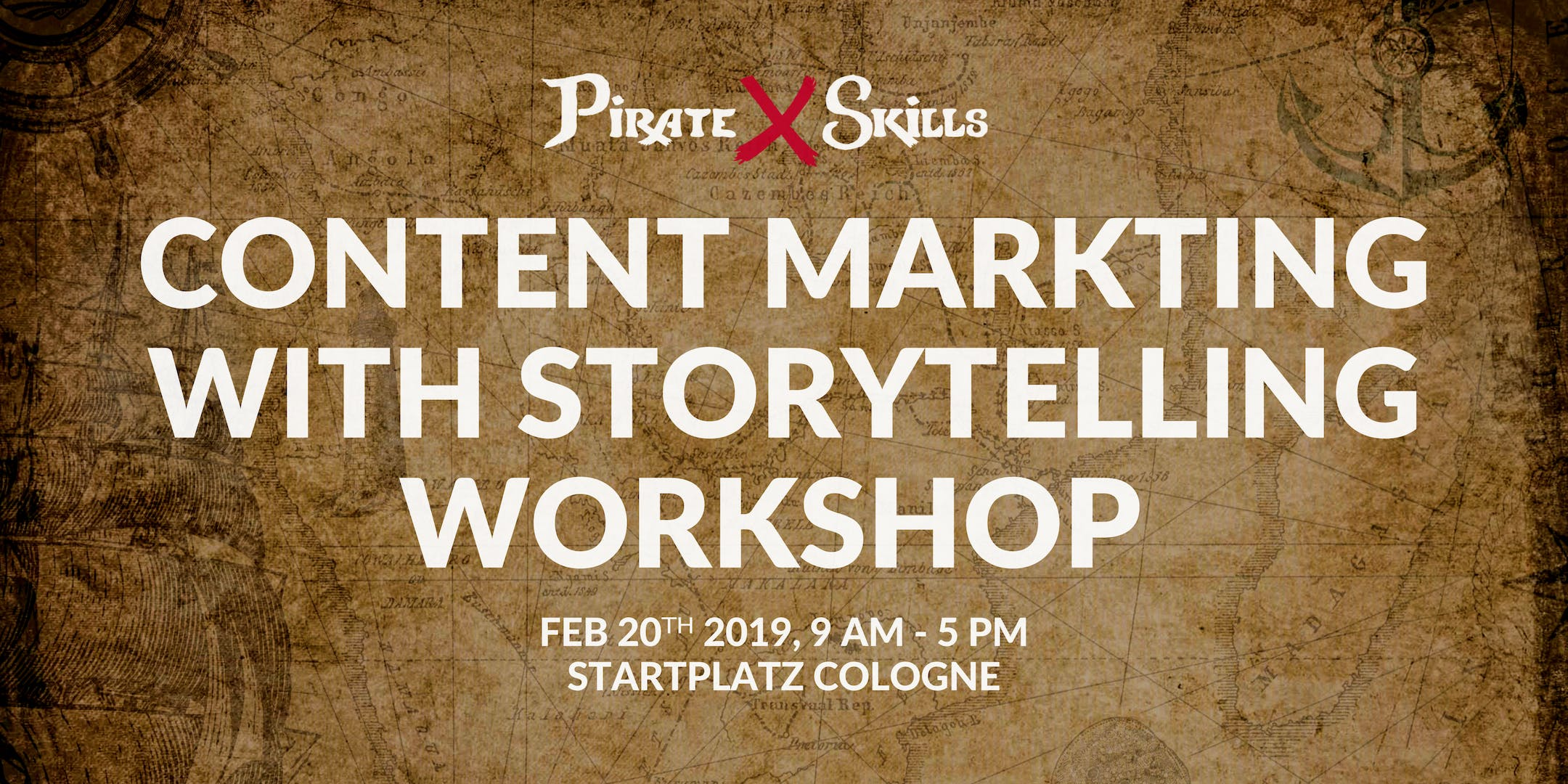 Content Marketing with Storytelling | Worksho